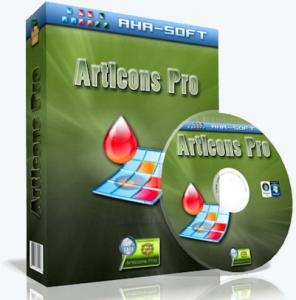 ArtIcons Pro 5.49 RePack by KpoJIuK [Multi/Ru]