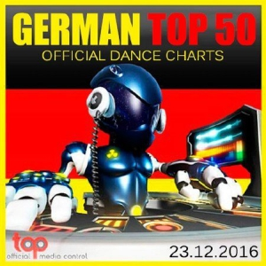 VA - German Top 50 Official Dance Charts [23.12]