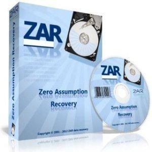Zero Assumption Recovery 10.0.595 Technician Edition RePack (& Portable) by Trovel [En]