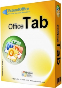 Office Tab Enterprise 12.00 RePack by Roonney & HsC [Multi/Ru]