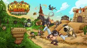 (Linux) Kingdom Rush: Frontiers
