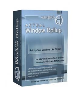 Actual Window Rollup 8.10 RePack by tolyan76 [Multi/Ru]
