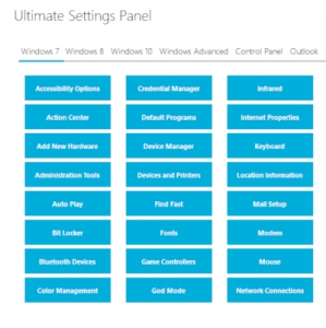 Ultimate Settings Panel 5.3.0.0 [En]