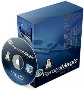 Parted Magic 2017.01.08 [i686/amd64] 1xCD