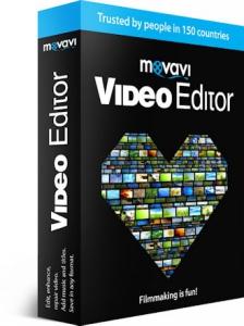 Movavi Video Editor 12.1.0 RePack by KpoJIuK [Multi/Ru]
