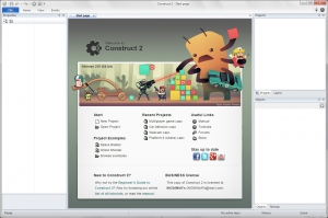 Construct 2 Business Edition r239 Stable [En]