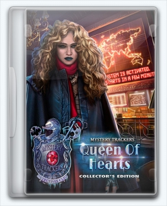 Mystery Trackers 12: Queen Of Hearts