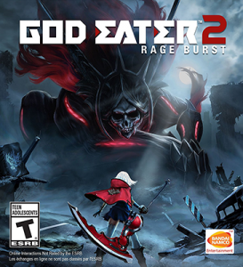 God Eater 2: Rage Burst | RePack by Dexter