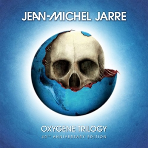 Jean-Michel Jarre - Oxygene Trilogy - The 40th Anniversary Edition