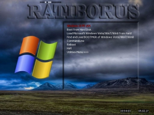 Windows 10 PE (x86/x64) v.4.9.1 by Ratiborus [Ru]