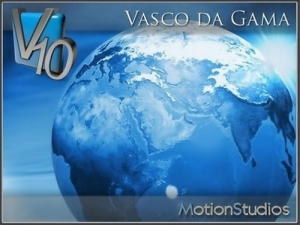 MotionStudios Vasco da Gama 10 HD Pro with Object Packages 10.05 [Multi]