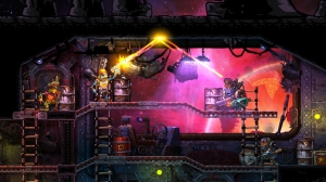 (Linux) Steamworld Heist