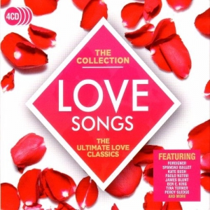 Сборник - Love Songs: The Collection 4CD