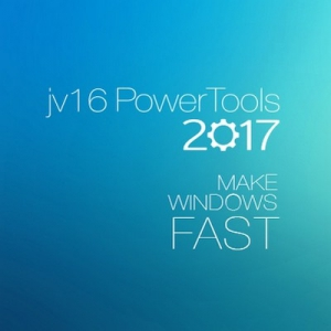 jv16 PowerTools 2017 4.1.0.1681 Final RePack (& Portable) by D!akov [Multi/Ru]