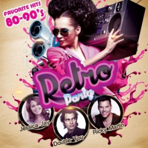 Сборник - Retro Party. Favorete Hits 80-90's