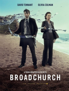 Убийство на пляже / Бродчерч