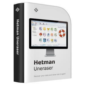 Hetman Uneraser 4.1 RePack (& Portable) by ZVSRus [Ru/En]