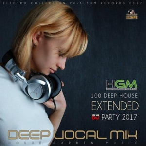 VA - Deep Vocal Mix: Extended Party