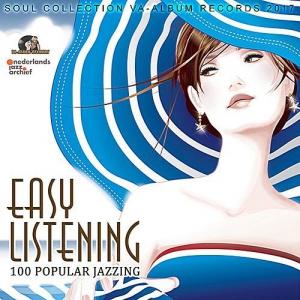 VA - Easy Listening: 100 Popular Jazzing