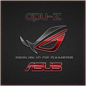 GPU-Z 1.19.0 + ASUS ROG Skin [En]