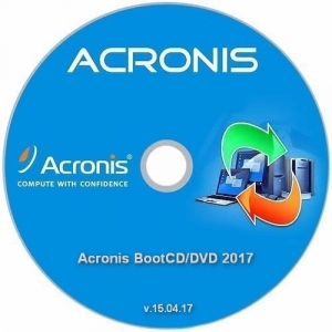 Acronis BootCD/DVD 2017 RePack By Elgujakviso (v.15.04.17) [Multi/Ru]