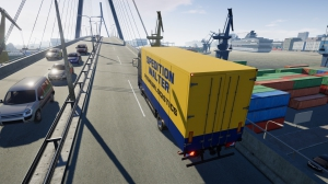 On The Road - Truck Simulation