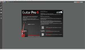 Guitar Pro 6.1.9 r11686 + Soundbanks r370 full RePack by Egor179 [Ru/En]