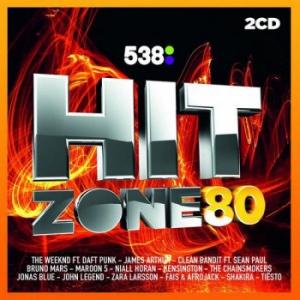 VA - Radio 538: Hitzone 80