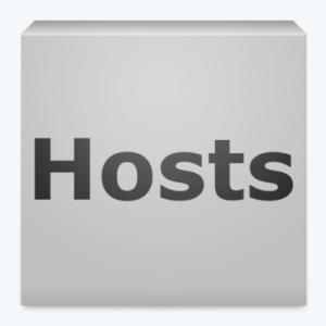 Hosts File Editor 1.3.5 Portable [En/Rs]