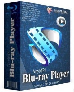 AnyMP4 Blu-ray Player 6.2.22 RePack by вовава [Ru/En]
