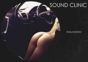 VA - Sound Clinic - Автозвук. Лучшее в Дорогу (Bass Overdose Edition)