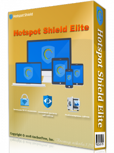 Hotspot Shield VPN Elite 6.20.24 [Multi/Ru]