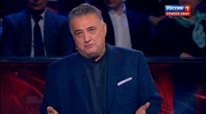 Воскресный вечер с Владимиром Соловьевым (эфир от 23.04.2017)