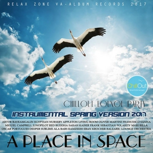 VA - A Place In Space Instrumental Spring Version