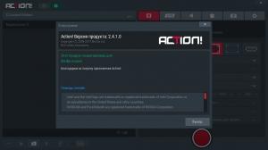 Mirillis Action! 2.4.1.0 RePack by вовава [Ru/En]