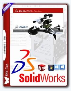 SolidWorks Premium Edition 2017 SP 3.0 [Multi/Ru]