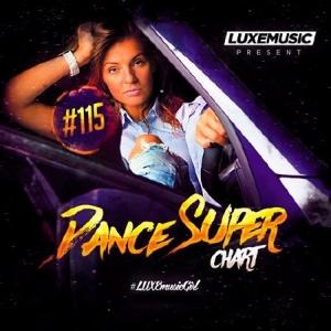 Сборник - LUXEmusic - Dance Super Chart Vol.115