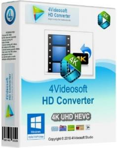 4Videosoft HD Converter 6.2.12 RePack by вовава [Ru/En]