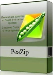 PeaZip 6.4.1 + Portable [Multi/Ru]