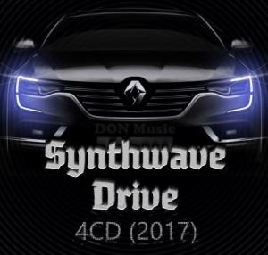 VA - Synthwave Drive (4CD) от DON Music