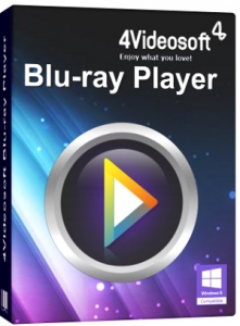 4Videosoft Blu-ray Player 6.2.6 RePack by вовава [Ru/En]