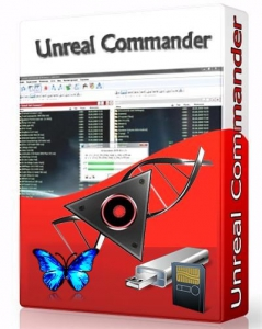 Unreal Commander 3.57 Build 1490 + GraphXPack + Portable [Multi/Ru]
