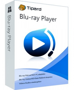 Tipard Blu-ray Player 6.1.58 RePack by вовава [Ru/En]