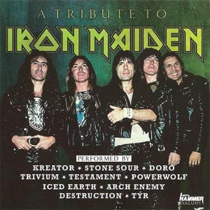 VA - A Tribute To Iron Maiden