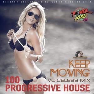 VA - Keep Moving: 100 Progressive Mix