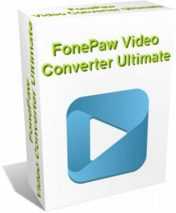 FonePaw Video Converter Ultimate 2.2.0 RePack by вовава [Ru/En]