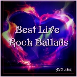 VA - Best Live Rock Ballads
