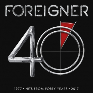 Foreigner - 40: Forty Hits From Forty Years [2CD]