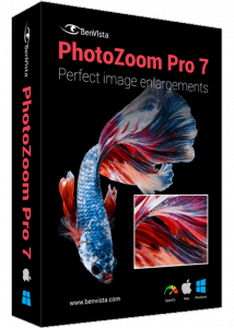Benvista PhotoZoom Pro 7.0.8 RePack (& portable) by KpoJIuK [Multi/Ru]