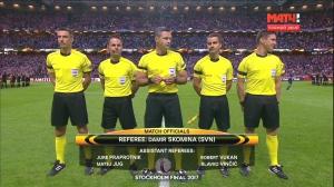 Футбол. Лига Европы 2016/17 (Финал) Аякс (Голландия) - Манчестер Юнайтед (Англия)
